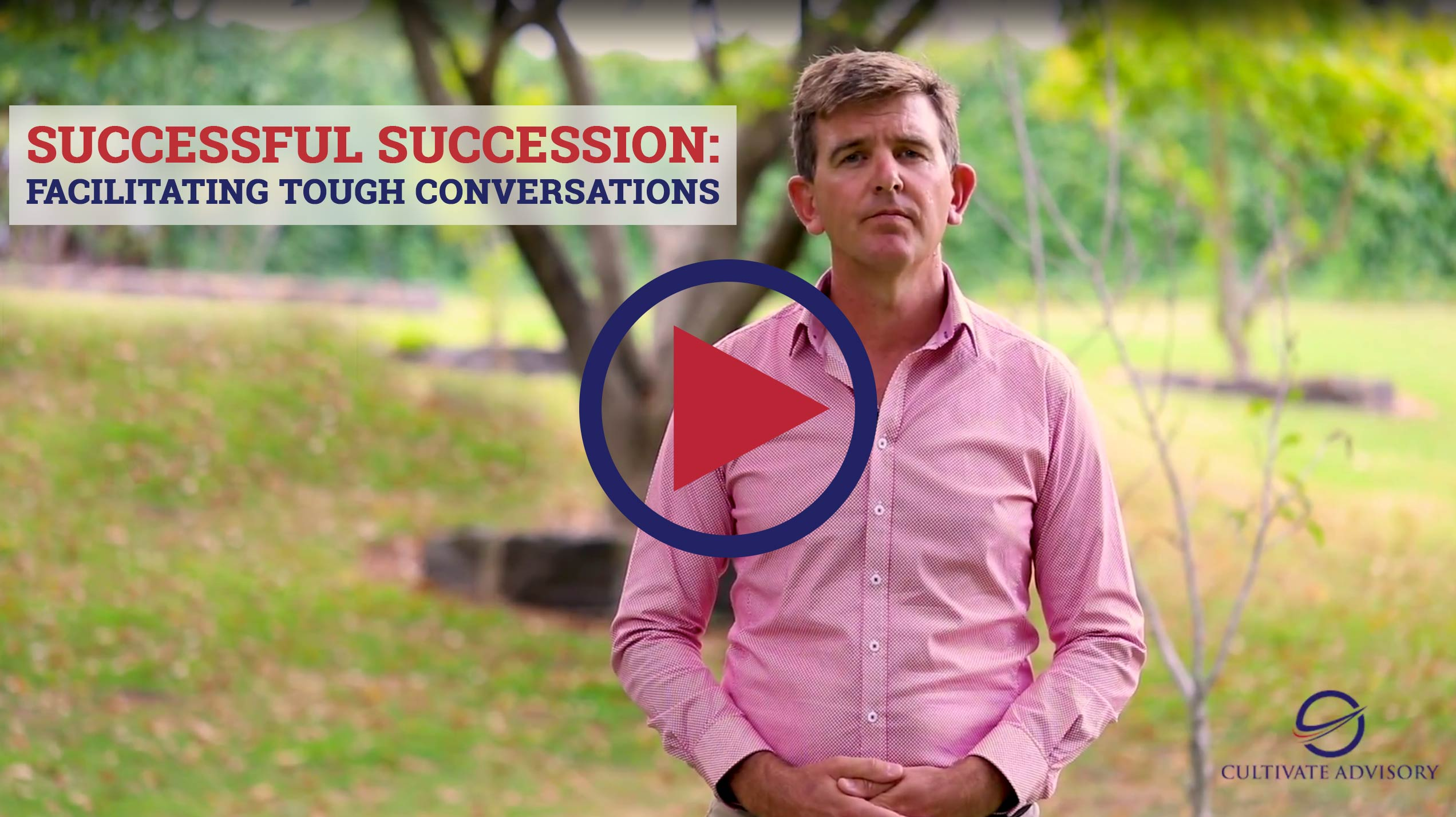 Cultivate Advisory Successful Succession